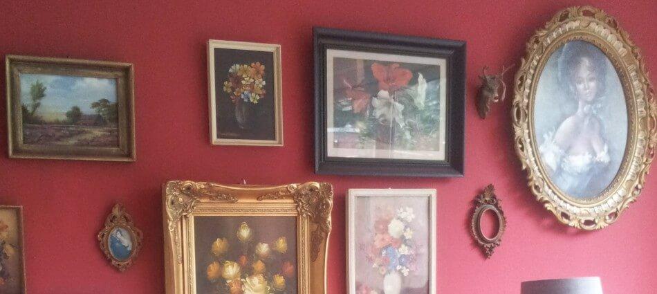 Kunst met Bloemen