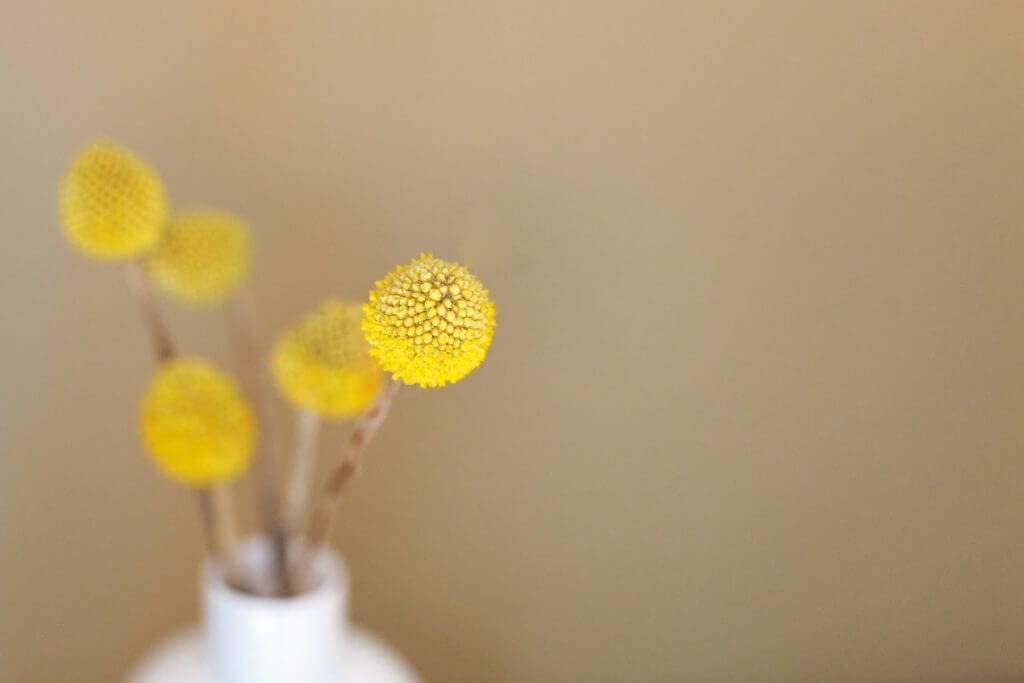 Kunst met Bloemen veldboeket